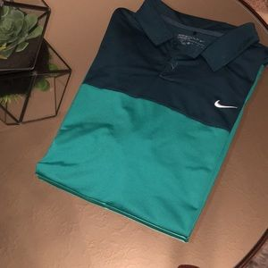 Nike Standard Fit Golf Polo